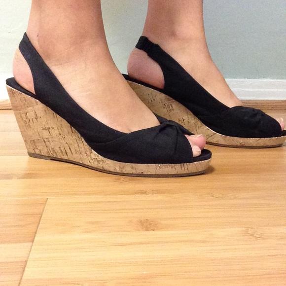 H\u0026M Shoes | Hm Wedges | Poshmark