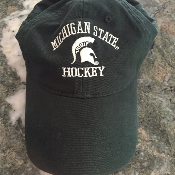 7b156e8b3bd Michigan State Spartans hockey hat
