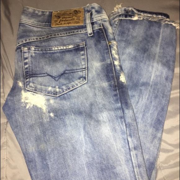 b555ca4b Diesel Jeans | Size 29x30 Matic 8b3 Italian Made | Poshmark