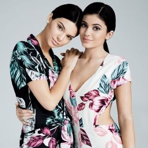 KENDALL + KYLIE for TOPSHOP Jumpsuit