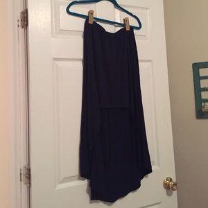 High Low Forever 21 Skirt