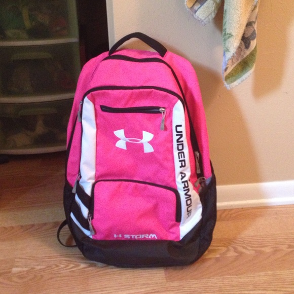 hot pink under armour backpack cheap   OFF59% The Largest Catalog ... 4deffcc4b83b5