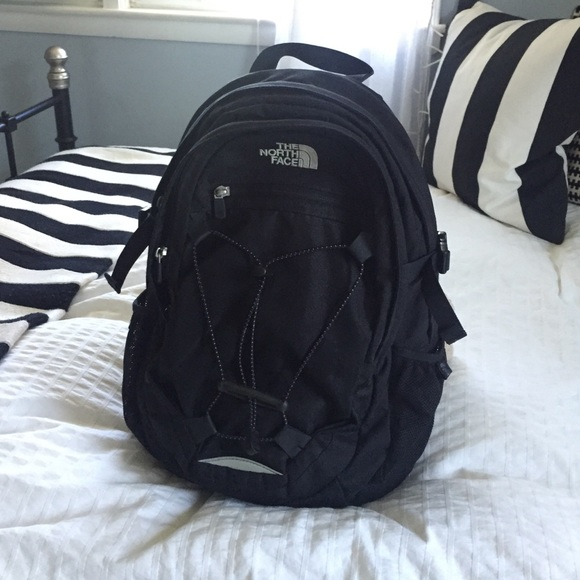 fc39b4541 Black North Face Isabella Backpack