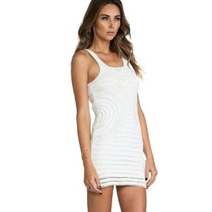 Lovers+Friends Crochet Dress