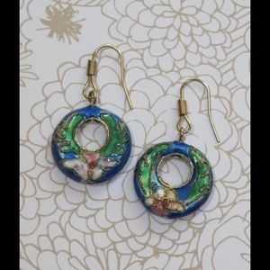 H&M Floral Earrings
