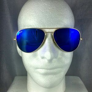 45d4581699 low price ray ban ladies aviator blue aef0a 50c43  switzerland are ray ban  flash lenses polarized 09913 e8fe4