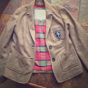 High-End Abercrombie and Fitch blazer