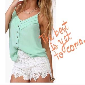 Tops - White Cami Top  still available