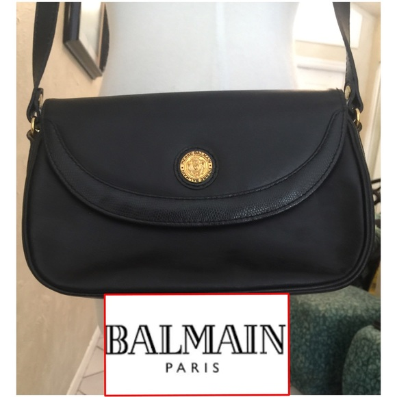 ceccf00219a7 Pierre Balmain shoulder bag. M 55c533eb519f3a6715000538