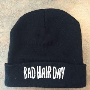 'Bad Hair Day' Beanie