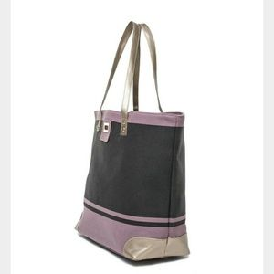 thufri Bags - Thursday Friday Gold Toe Tote in Mauve