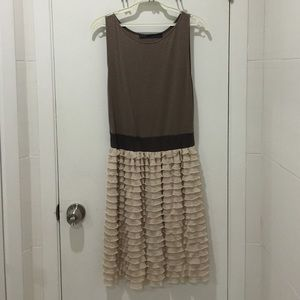 Zara basic size medium dress