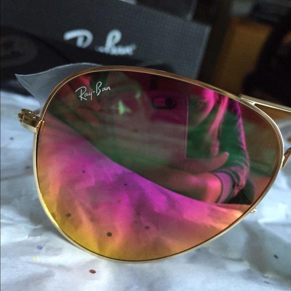 pink ray bans r7bk  Ray-Ban Accessories