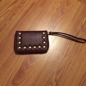 Mossimo wristlet wallet