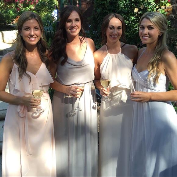 Amsale Dove Bridesmaid Dresses – fashion dresses