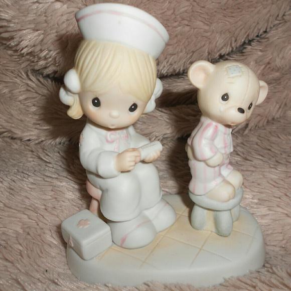 precious moments other nurse figurine poshmark