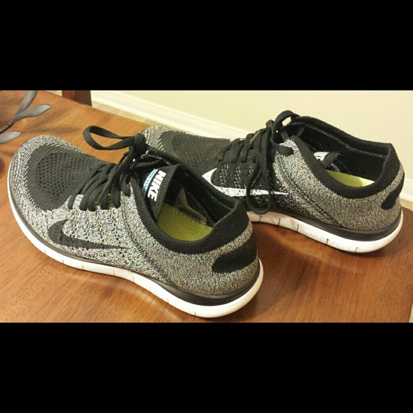 fd71d1ae686a9 Nike Shoes - Nike Free 4.0 Flyknit Multicolor