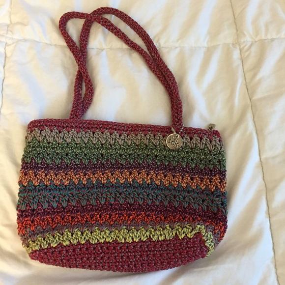 The Sak Bags Mini Crochet Handbag Poshmark