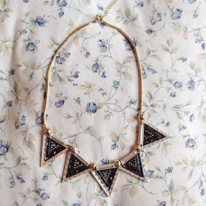 Cute triangles Necklace
