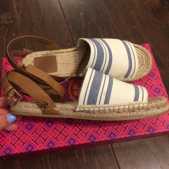Tory Burch Shoes - Tory Burch Espadrille Flats