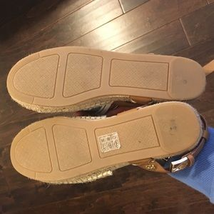 Tory Burch Shoes - Tory Burch Espadrille Flats