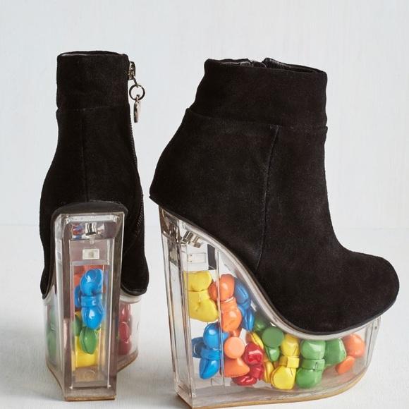 df22bcf23159 Rainbow high heels. NWT. M_55c62409568c8978bf0044f1.  M_55c62409568c8978bf0044f1