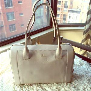 Kate Spade White Handbag