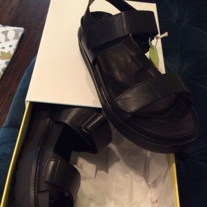 61d46e9223 Urban Outfitters Shoes - Urban Outfitters Vagabond Irene Leather Sandals
