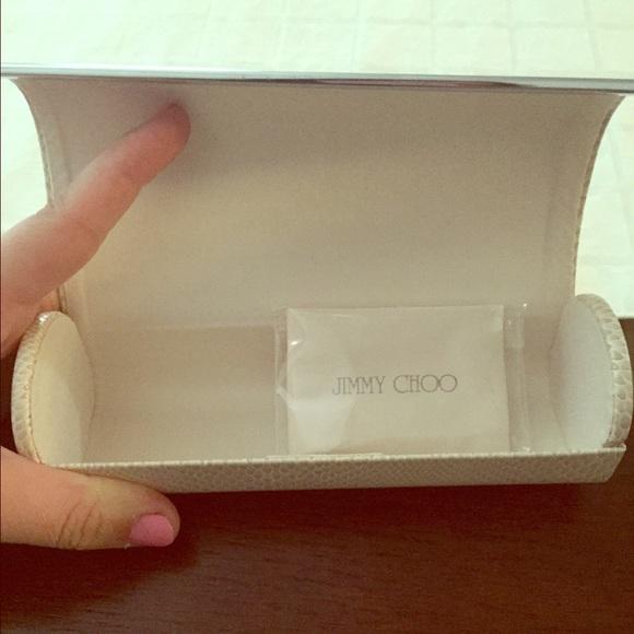 c5151ce794c Jimmy Choo Accessories - Jimmy Choo Glasses Case NEW