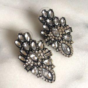 Baublebar Crystal Statement Earrings