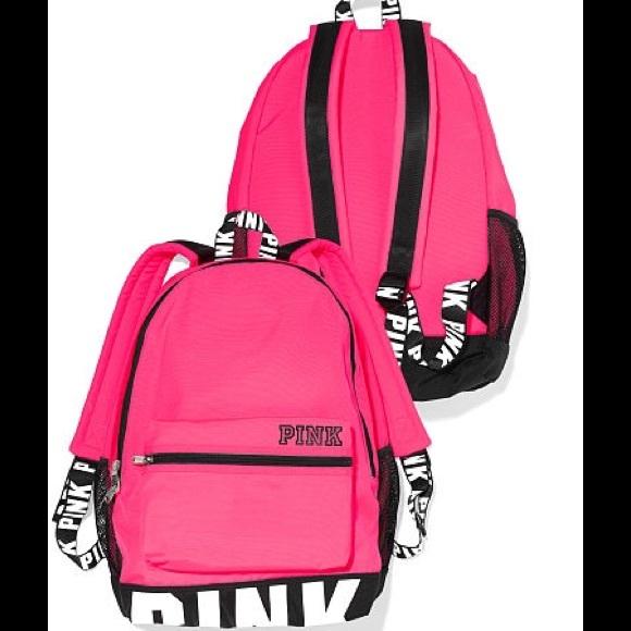 f37a111e164 PINK Victoria s Secret Bags   Super Hot Victoria Secret Pink ...