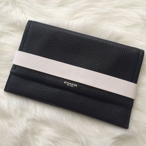 Coach Clutches & Wallets - Bleecker clutch in Edgepaint leather