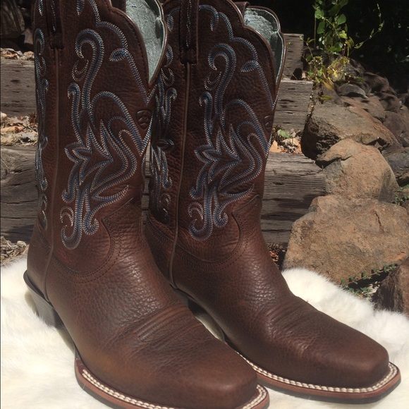 64% off Ariat Shoes - Women's Ariat Legend Western Cowboy from ...
