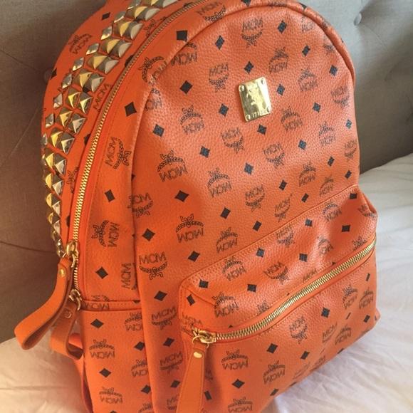 2bce4aca060697 1 day sale 😍 MCM backpack. M_55c664d1397c62277c006027