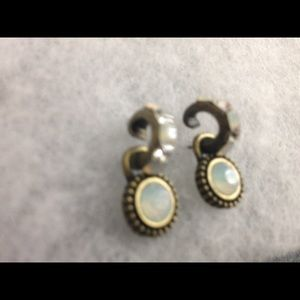Jewelry - Sparkling earrings. necklace in other listing