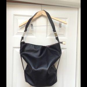 8b9056d76ea Zara Bags - Slouchy Black Zara bag