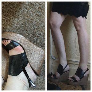 Matisse Dante Platform Wedge Sandal