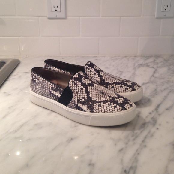 Vince Shoes   Vince Python Sneaker