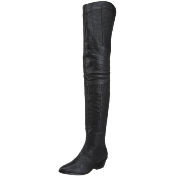 2ec40a54903 SEXY Report Signature Columbus Over the Knee Boot!