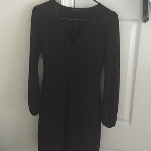 Zara Black Womens Dress