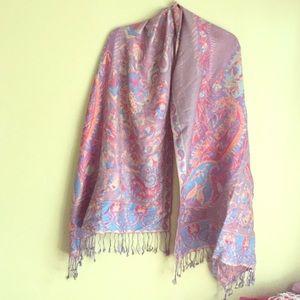 Beautiful Arabic style scarf