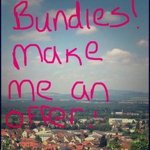 Discount for bundles!