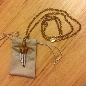 soixante neuf Jewelry - NWT Soixante Neuf Horn Necklace