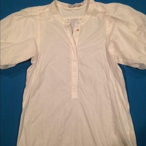 Billtornade  Dresses & Skirts - Billtornade Sz. 38/small white shift dress