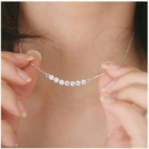 Rima Imar Jewelry - Crystal Necklace