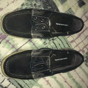 Highland creek black shoes