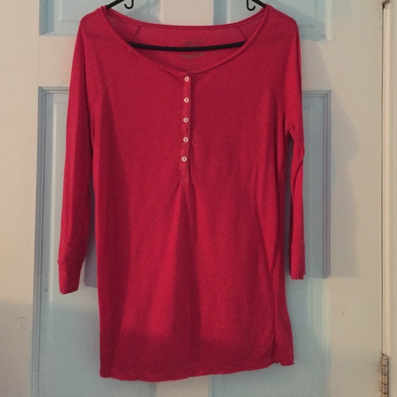 25 Off American Eagle Outfitters Tops Hot Pink American