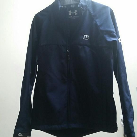 FBI Academy Jacket