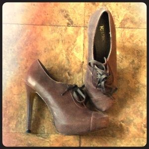 Restricted Shoes - !SALE! Restricted brown Bootie size 8
