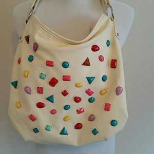 Cute jeweled bag